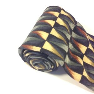 "LOUIS ROTH 100% Silk Jacq. Men's Tie 4""x58"" Insta!"